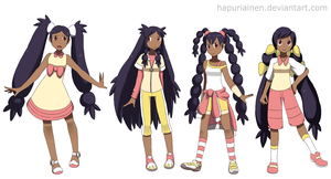 Iris alt outfits by Hapuriainen