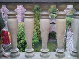 Stone Poles by Fea-Fanuilos-Stock
