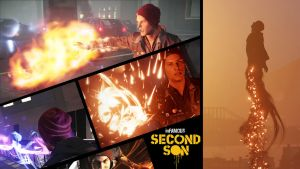 InFAMOUS Second Son - Daily life of a hero by Valtekken