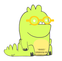 DOODLE POPPER - DINOSHAWN by ELECTRICPOPPERS