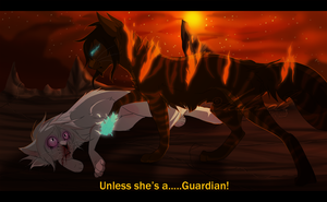 AT A Guardian by KellzFire