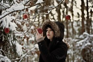 Snow White II by NanaPHOTOGRAPHY