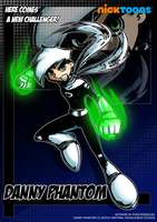 Nicktoons - Danny Phantom by NewEraOutlaw