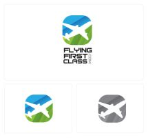Flyingfirstclass Logo by dsquaredgfx