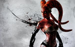 Darth Talon by fakenrite