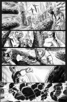 Brave and the Bold 19 p.19 by BillReinhold