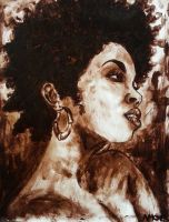 Lauryn Hill by amoxes