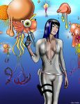 Bai LIng With Flying Polyp and Polyps by JohnFarallo