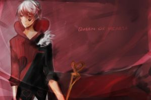 Queen of Hearts by Fransumaru