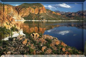 Superstition Reflections by e-CJ