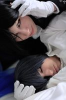 Sleep well... by Naru-Cosplay