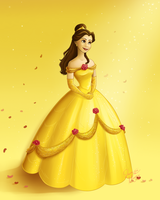 Belle by DisneyJAM