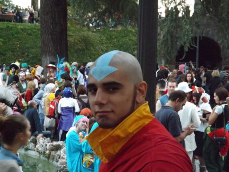 Aang by lol-the-time
