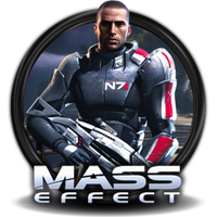 Mass Effect Icon by Kamizanon