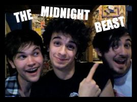 The Midnight Beast - Subscribe by ChumCati