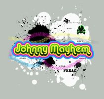 .Johnny Mayhem by JohnnyMayhem