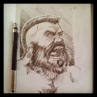 Zangief by rubenslima
