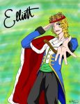 Prince Elliott by LegendofFullmetal