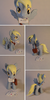 Derpy hooves Custom by Colour-Splashes