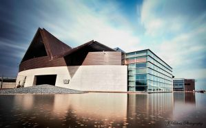 Tempe Center for the Arts by yungstar