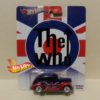 Hot Wheels 2013 The Who FAT FENDERED '40 by idhotwheels