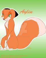 Aylin 1 by CFox-the-furvert