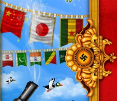 FLAGS 2 by SUNZHINE