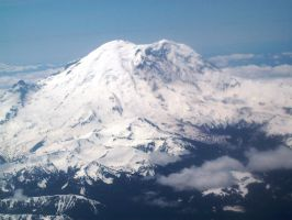 Mount Rainier 3 by HolyCross9