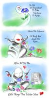It's the little things... by caycowa