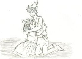 Peter and Wendy by Alli2345