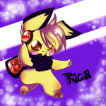 RICCCAAAAaAAaAA by pinkfrilly