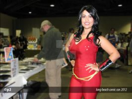 WONDER GIRL (Jean Gomez) @ LBCC 12 by adventuresofp2
