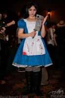 Con-nichiwa Anime Convention Cosplay - Alice by TaoPhotography