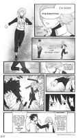 I will never let you go (p.2) by Keulom