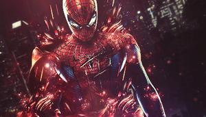 Spider-man signature by SleeNdesigns