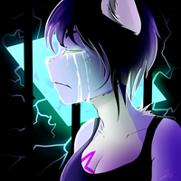 I Can't See The Lights Anymore by CyanStorm
