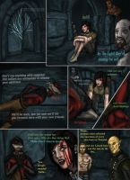 Elder Scrolls - Return of the Black Worm Pg 4 by Guyver89