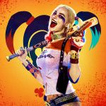 Suicide Squad - Harley Quinn TEXTLESS by sonerbyzt