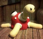 Don't ****kle with My Shuckle Hat by ArtisansShadow