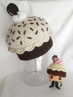 cookies and cream cupcake for LightShiningInDark by MasterPlanner