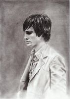 Brendon Urie Portrait by sh1nobu