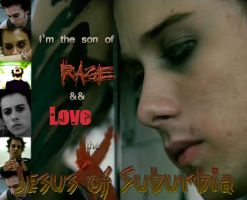 The Son of Rage and Love. by RevengewithRomance