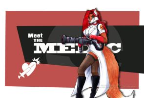 Team Fortress 2 - Meet Vani by Vani-Fox