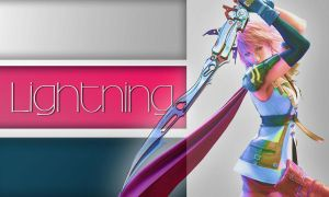 Lightning wallpaper 3 by Reddari
