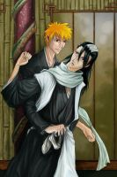 bleach couple before fix by zelas