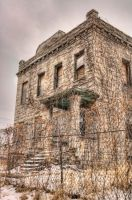 Abandoned Hospital by cassaw-creative