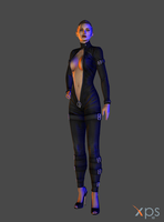 Latex Jack by anorexianevrosa