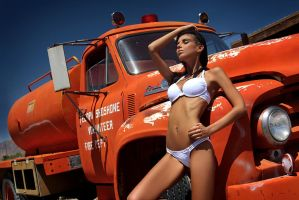 FIRE DEPT by abclic