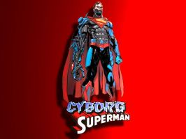 New 52 Cyborg Superman 2 by Superman8193