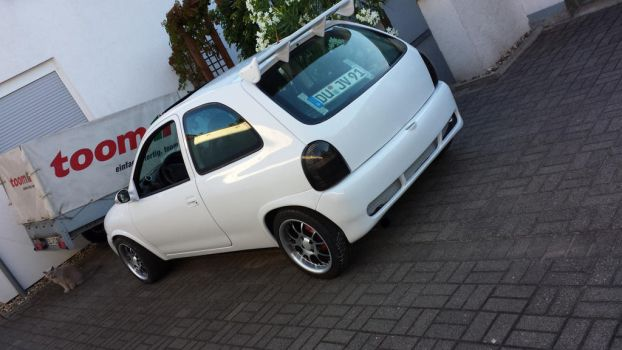 My Car Opel Corsa B by Jackair